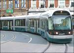 Tram Nottingham