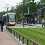 Orléans heeft in 2000 de tram terug ingevoerd