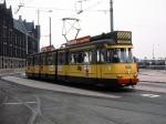Gelede tram Amsterdam