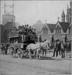Omnibus in Londen