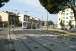 Sirio van T1 richting Santa Maria Novella nabij het Piazza Vittorio Veneto; 5 september 2010